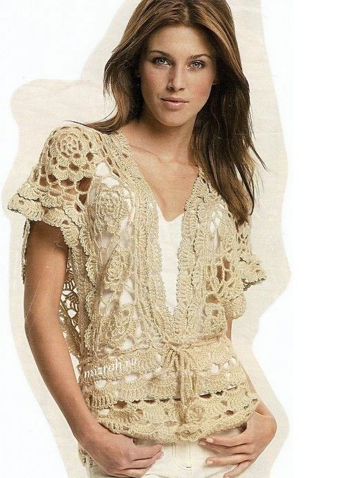 Lace Top Crochet Pattern Images Knitting Patterns Free Download