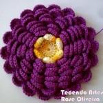 Dahlia Crochet