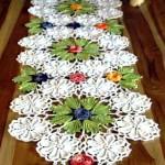 Doily Table Runner Pattern
