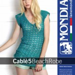 Cable 5 - Beach Robe
