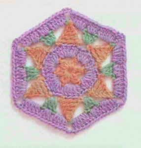hexagonal-crochet-motif-star