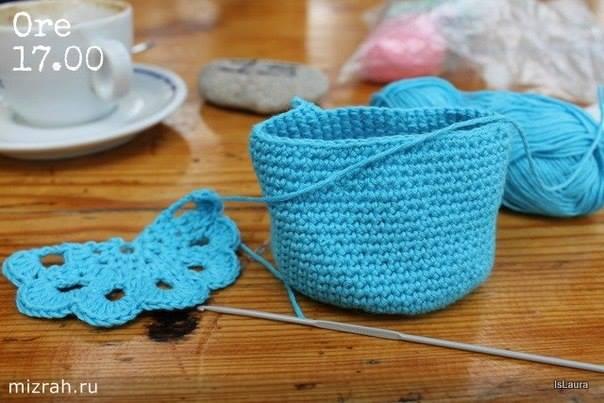 little crochet purse pattern 5