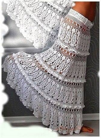 Beautiful Crochet Skirt ⋆ Crochet Kingdom