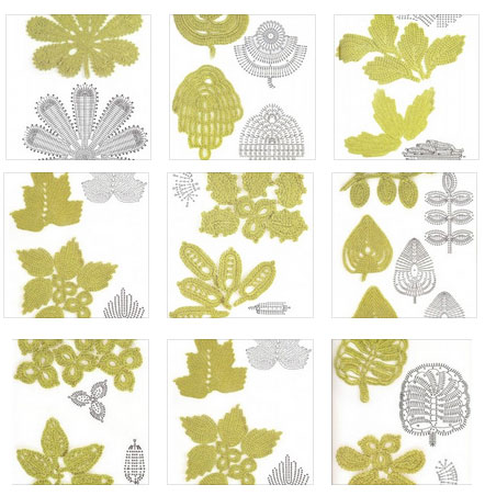 Big leaves crochet kingdom ccuart Image collections