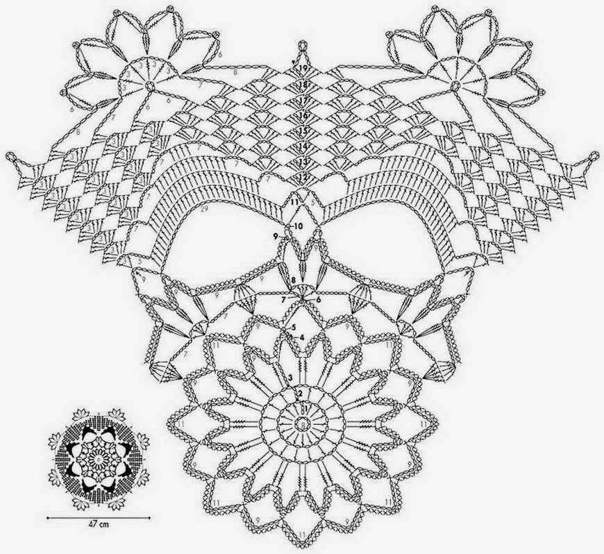 pretty doily pattern 1  u22c6 crochet kingdom