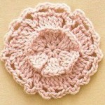Lovely Free Crochet Flower Pattern