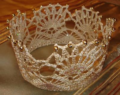 princess crown crochet pattern