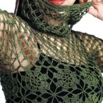 Sexy Crochet Lace Top Pattern