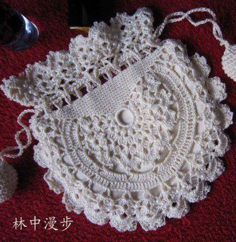 Small Crochet Purse ? Crochet Kingdom
