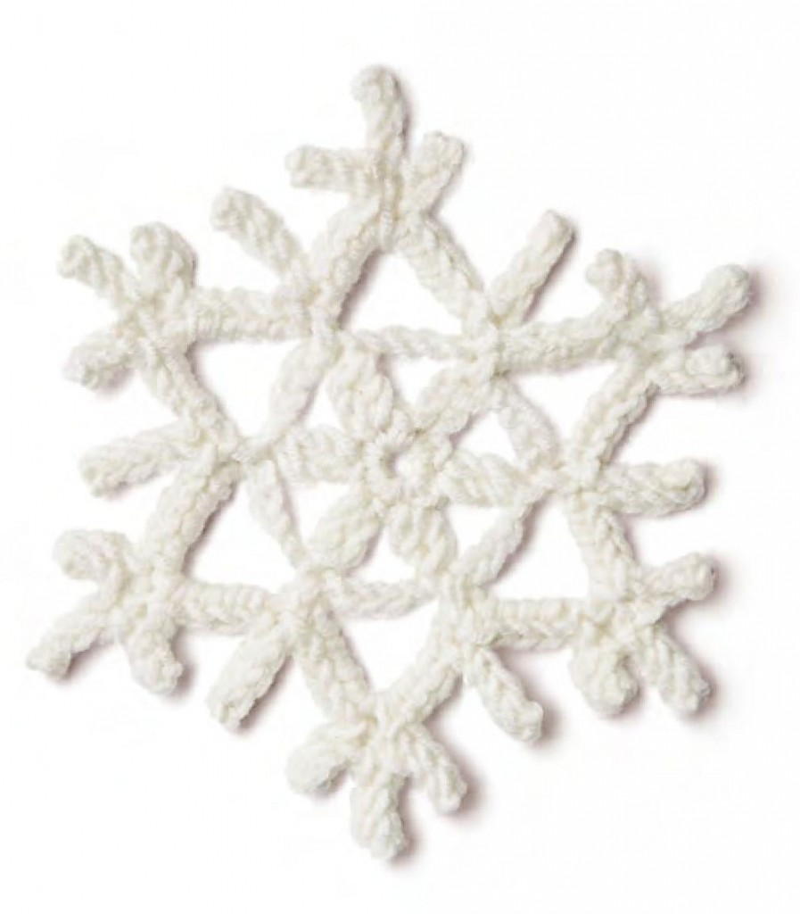 Crochet - A Sowflake