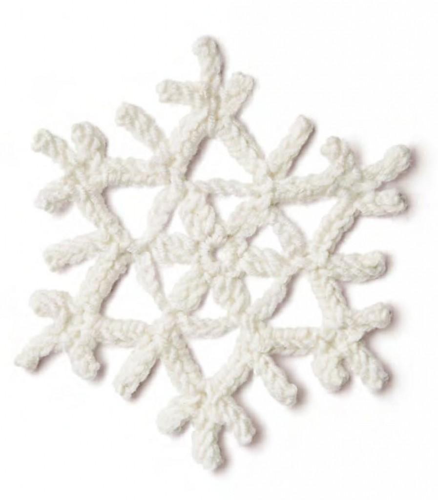 Crochet - A Sowflake