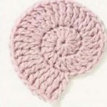 Spiral Shell Crochet Pattern