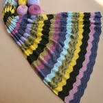 Classic Double Crochet Ripple Blanket Pattern