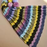 Classic Double Crochet Ripple Blanket Pattern