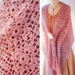 Shawl Crochet Pattern - Classic Wrap