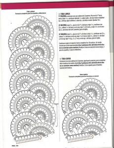 Cool Crochet Black Vest Pattern 2