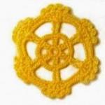 Wheel Crochet Pattern