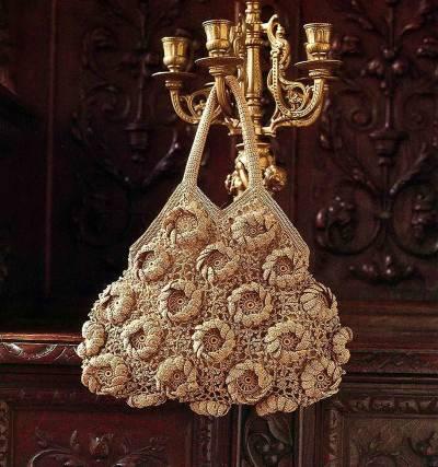 Flower Crochet Bag Pattern