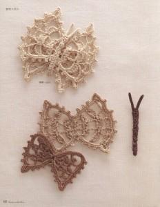 Irish Butterflies Crochet