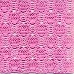 Small Pineapples Crochet Stitch