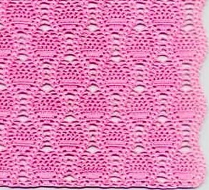 Small-Pineapples-Crochet-Stitch