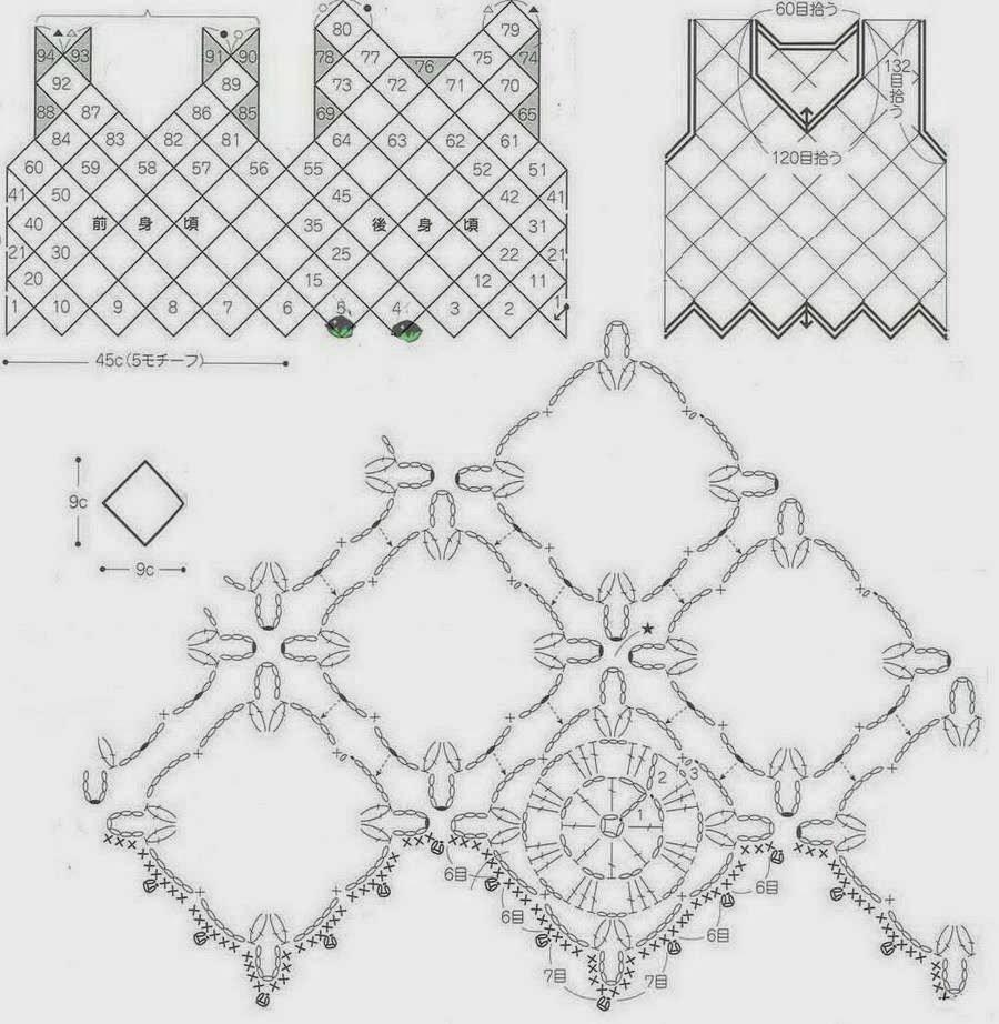 stylish  u0026 easy crochet vest free pattern  u22c6 crochet kingdom