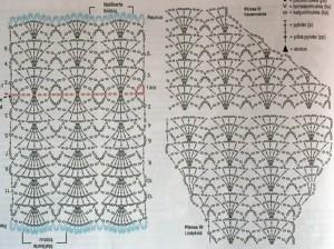 White Tunic Crochet Pattern Free 1