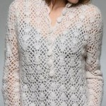 White Tunic Crochet Pattern Free