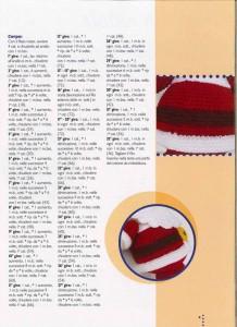 babbo natal crochet ganchillo 2