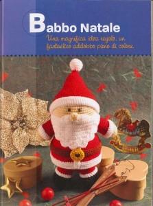 babbo natal crochet ganchillo