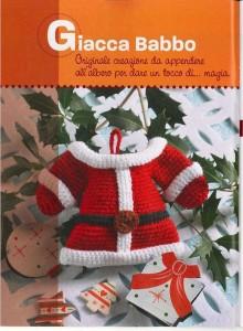 babbo natal crochet ganchillo 7