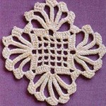 Crochet Square Lace