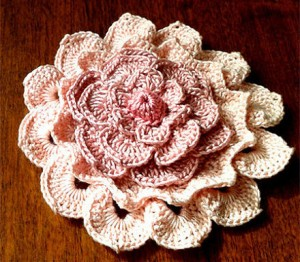 big-crochet-flower