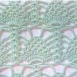 Big Pineapple Stitch Crochet