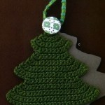 A Christmas Tree to Crochet
