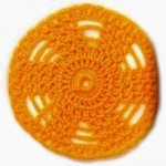 Simple Circle Crochet Pattern