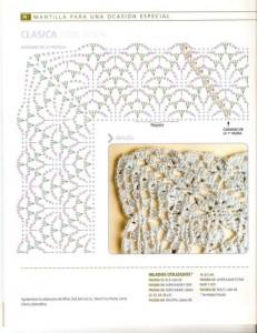 classic crochet baby blanket 2