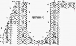 classic vest crochet pattern