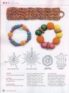 crochet bangels bollywood. 2