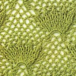 Big Leaves Crochet Stitch Free