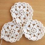 Pretty Crochet Circle Motif