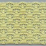 Diamond Ring Crochet Stitch