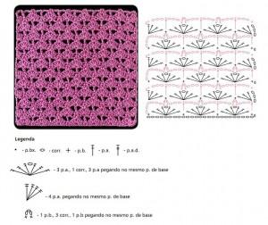 crochet-fan-stitch-pattern