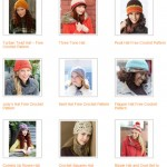 A Few Crochet Patterns For Hats