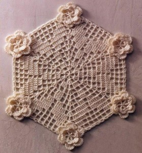 crochet-hexagonal-doily-flowers