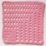 Mitered Crochet Square Pattern