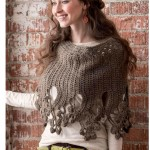 Pretty Crochet Shawl Pattern
