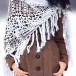 Shawl Classic Crochet Pattern