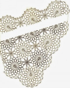crochet-shawl-pattern-two colors 2