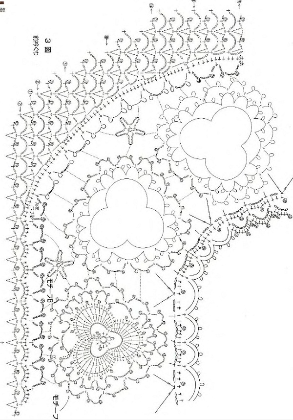 Crochet Short Sleeve Top With Yoke ⋆ Crochet Kingdom